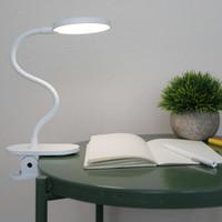 Yeelight 易来 LED充电夹持台灯 白色 5W