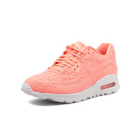 NIKE 耐克 AIR MAX 90 ULTRA PLUSH 女士复刻鞋