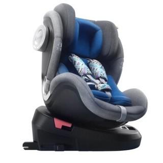 bebebus儿童安全座椅汽车 婴儿宝宝isofix接口360度旋转