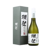 值友专享、移动专享:獭祭 清酒 纯米大吟酿39 三割九分 720ml 礼盒装