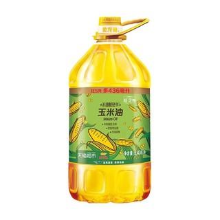 金龙鱼 非转基因玉米油 5.436L *3件