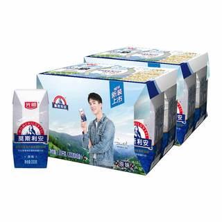 Bright 光明 莫斯利安酸奶牛奶 200g*6盒*2组 *5件