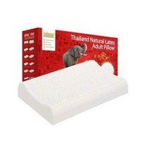 京东PLUS会员:TAIPATEX 泰国原装进口乳胶养护枕