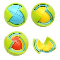 移动专享:KIDNOAM 儿童3D立体拼装球 1个装