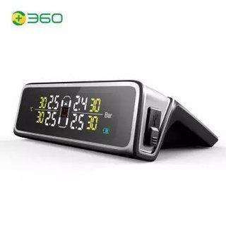 360 JP816 太阳能无线 内置胎压监测 +凑单品