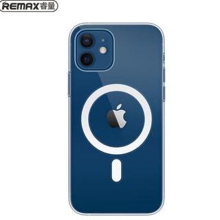 REMAX 睿量 苹果12系列 MagSafe 磁吸透明手机壳