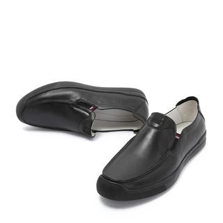 BeLLE 百丽  5VW01CM8 男子牛皮休闲鞋