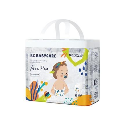 BabyCare Air pro 婴儿拉拉裤XXL28片*4包