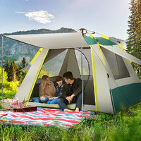TANXIANZHE COLOR 户外大型装备帐篷