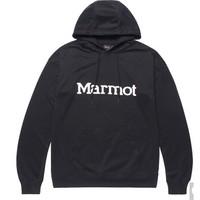历史低价:Marmot 土拨鼠 H83567 男士经典连帽卫衣