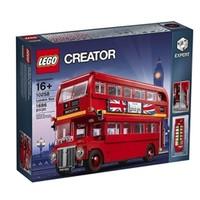 百亿补贴:LEGO 乐高 Creator 创意百变系列 10258 伦敦巴士