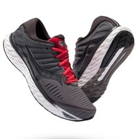Saucony 索康尼 HURRICANE 22 男款*级支撑跑鞋