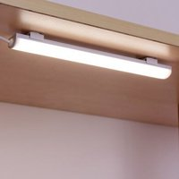nvc-lighting 雷士照明 学生宿舍挂式LED台灯 单色暖白光 4w