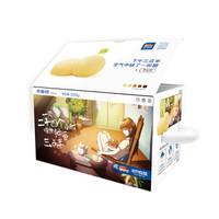三只松鼠 蒸蛋糕 520g/箱