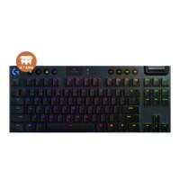 Logitech 罗技 G913 TKL RGB机械游戏键盘 无线双模 黑-T轴