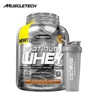 增肌粉MUSCLETECH 肌肉科技 白金乳清蛋白粉 5磅