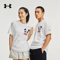 UNDER ARMOUR 安德玛 1362838 男女同款运动短袖T恤