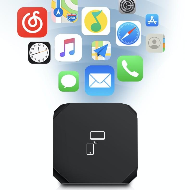 車享 無線Carplay轉換器 USB版 Carlife轉無線Carplay