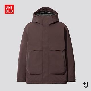 UNIQLO 优衣库 436104 男士宽松连帽外套