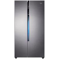 京东PLUS会员:Haier 海尔 BCD-520WDPD 变频对开门冰箱 520L 深空灰