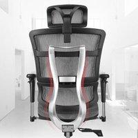 Ergoup有谱  ZY 电脑椅 人体工学椅 办公椅 黑框灰网(豪华版)