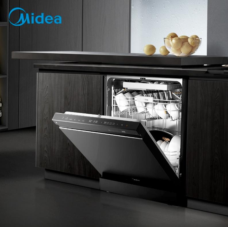 Midea 美的 JV800  雙驅變頻洗碗機 13套
