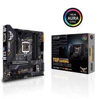 intel 英特尔 酷睿 i5-10400F 盒装CPU处理器 ASUS 华硕 TUF GAMING B460M-PLUS 主板 套装