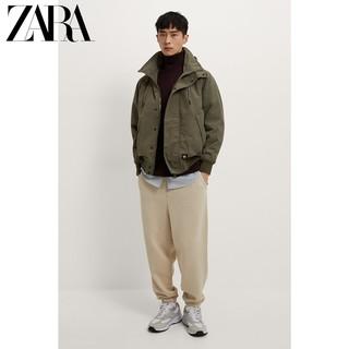 ZARA 03427308506 男装连帽夹克外套