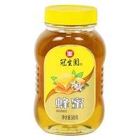 冠生园 蜂蜜 中华老字号 百花蜜 500g *10件