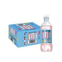 88VIP:农夫山泉 TOT柚子绿茶含气风味饮品 380ml*15瓶 *9件