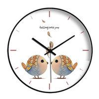 移动专享: 虔生缘   客厅钟表  8英寸