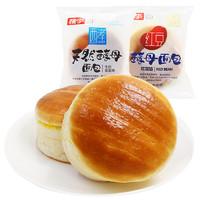 桃李 天然酵母面包  600g