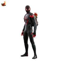 新品发售:Hot Toys漫威蜘蛛侠 迈尔斯·莫拉莱斯1:6 比例珍藏人偶