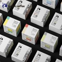 百亿补贴:LUCKIN COFFEE瑞幸咖啡 精品挂耳咖啡 热带花园 8袋*10g