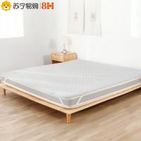 8H 可水洗双重抗菌床垫 纯色 120*200cm