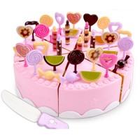 kaidile 切切乐蛋糕 43件套基础版 粉色