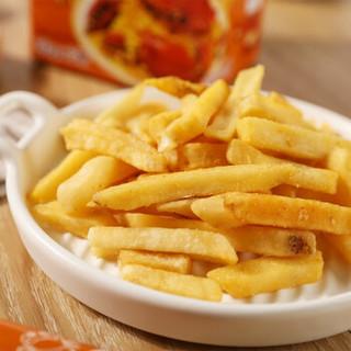 卡乐比Calbee 海太佳可比薯条三兄弟蛋黄螃蟹味薯条90g  韩国进口零食