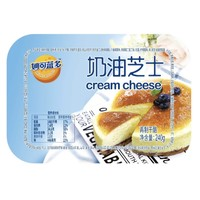 Milkland 妙可蓝多 芝士奶油 240g
