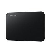 TOSHIBA 东芝 新小黑A3 标配版 移动硬盘 2TB