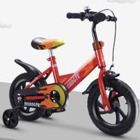 春野樱 儿童自行车 14寸 红色