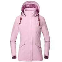 百亿补贴、限尺码:NORTHLAND 诺诗兰 GORE-TEX GS062604 女士冲锋衣