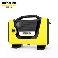 历史低价:KARCHER卡赫 K3 Induction 多功能洗车机清洗机