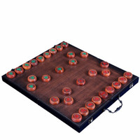 AlfunBel 艾芳贝儿 55519071890 花梨木中国象棋