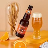 URBRAU 优布劳 橙香小麦白啤 300ml*24瓶
