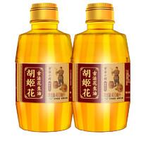胡姬花 古法小花生油 400ml*2瓶
