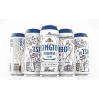 88VIP:TSINGTAO 青岛啤酒新品 白啤11度 500ml*12听罐