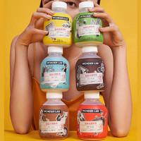 宝藏新品牌:WonderLab 代餐奶昔奶茶拿铁咖啡 6瓶 *2件
