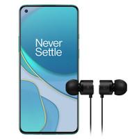 限地区:OnePlus 一加 8T 智能手机 12GB+256GB 银耳耳机套装