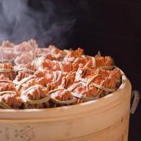 大闸蟹畅吃!蟹肉菜品轮番上阵!上海凯宾斯基大酒店大闸蟹自助晚餐