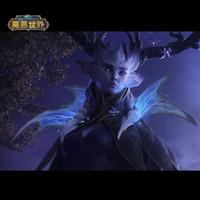 重返游戏:《魔兽世界》暗影国度即将开启!新宣传动画 帷幕彼岸的世界